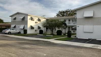 315 S 7th Avenue UNIT 2b, Lake Worth, FL 33460 - MLS#: RX-10348312