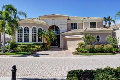 6581 NW Somerset Circle, Boca Raton, FL 33496 - MLS#: RX-10348843
