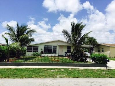 1261 W 1st Street, Riviera Beach, FL 33404 - MLS#: RX-10348973