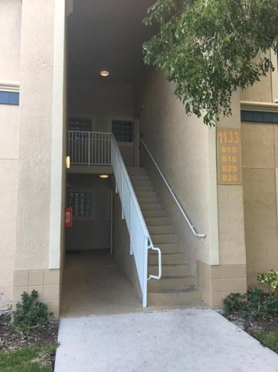 1133 Golden Lakes Boulevard UNIT 816, West Palm Beach, FL 33411 - MLS#: RX-10349425
