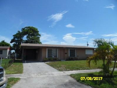1544 N 24th Court, Riviera Beach, FL 33404 - MLS#: RX-10349666
