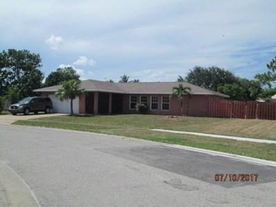 4785 Foxwood Circle, West Palm Beach, FL 33417 - MLS#: RX-10349701