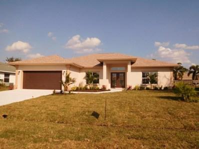 2262 SW Abalon Circle, Port Saint Lucie, FL 34953 - MLS#: RX-10349802