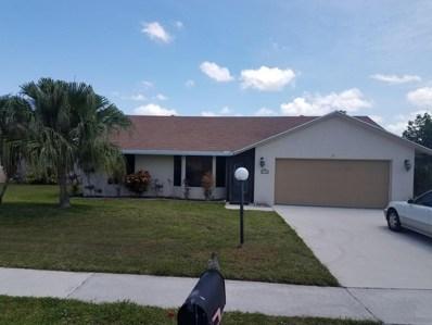 8444 Blue Cypress Drive, Lake Worth, FL 33467 - MLS#: RX-10349963
