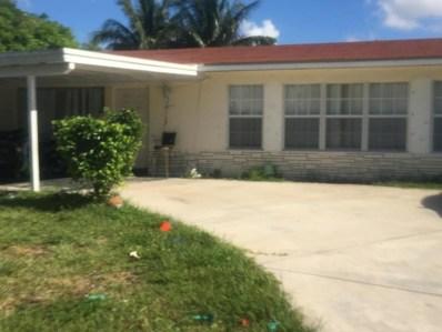 1643 44th Street, West Palm Beach, FL 33407 - MLS#: RX-10350022