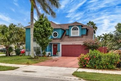 5150 Willow Pond Road W, West Palm Beach, FL 33417 - MLS#: RX-10350254
