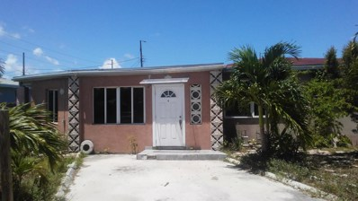152 W 27th Street, Riviera Beach, FL 33404 - MLS#: RX-10350330