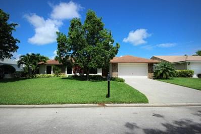 21824 Mountain Sugar Lane, Boca Raton, FL 33433 - MLS#: RX-10350530