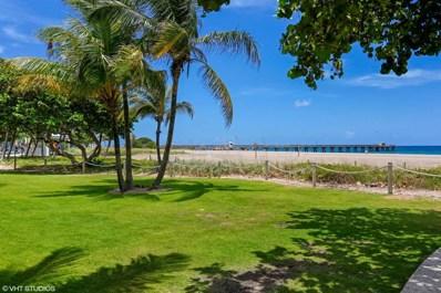 111 N Pompano Beach Boulevard UNIT 1708, Pompano Beach, FL 33062 - MLS#: RX-10350561