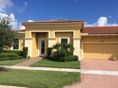 10300 SW Canossa Way, Port Saint Lucie, FL 34986 - MLS#: RX-10350602
