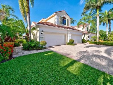 121 Palm Bay Terrace UNIT C, Palm Beach Gardens, FL 33418 - MLS#: RX-10350978