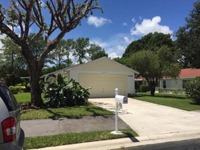 1248 Pine Sage Circle, West Palm Beach, FL 33409 - MLS#: RX-10350998