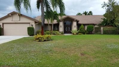 2550 SE Hamden Road, Port Saint Lucie, FL 34953 - MLS#: RX-10351037