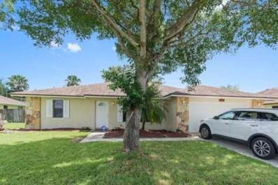 10686 Ranchipur Street, Boynton Beach, FL 33437 - MLS#: RX-10351463
