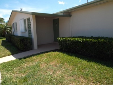 2960 Crosley Drive E UNIT A, West Palm Beach, FL 33415 - MLS#: RX-10351641