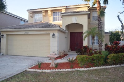 2436 Westmont Drive, Royal Palm Beach, FL 33411 - MLS#: RX-10352051