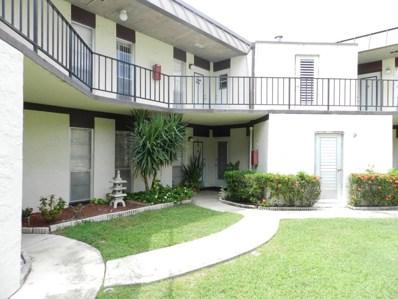 2 Greenway N UNIT 109, Royal Palm Beach, FL 33411 - MLS#: RX-10352117