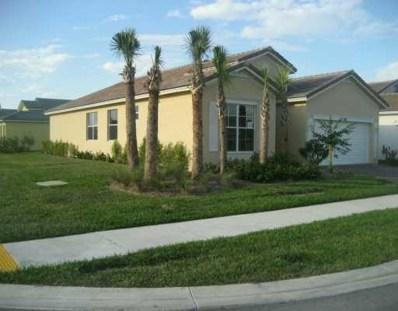 9611 SW Lindale Trace Boulevard, Port Saint Lucie, FL 34987 - MLS#: RX-10352234