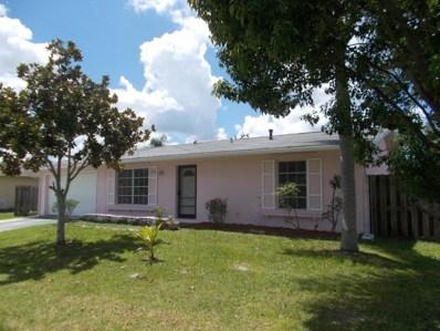 238 NE Camelot Drive, Port Saint Lucie, FL 34983 - MLS#: RX-10352494
