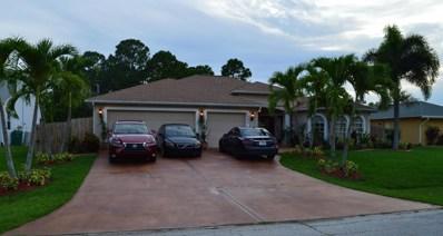 2086 SW Larchmont Lane, Port Saint Lucie, FL 34984 - MLS#: RX-10352764