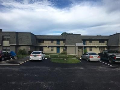 2516 S 19th Street UNIT 106, Fort Pierce, FL 34950 - MLS#: RX-10352786