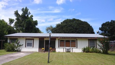 7202 Plumosa Lane, Fort Pierce, FL 34951 - MLS#: RX-10352927
