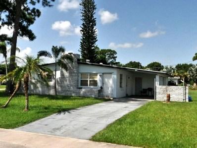 102 NE Entrada Avenue, Port Saint Lucie, FL 34952 - MLS#: RX-10353527