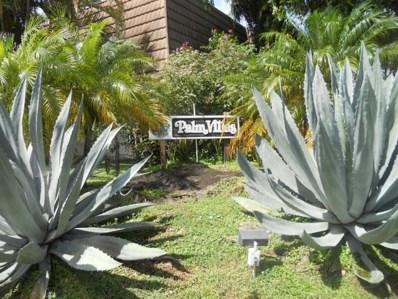 1150 Homewood Boulevard UNIT 103e, Delray Beach, FL 33445 - MLS#: RX-10353569