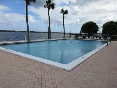 2600 N Flagler Drive UNIT 910, West Palm Beach, FL 33407 - MLS#: RX-10354058