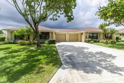 4335 Pear Tree Circle UNIT A, Boynton Beach, FL 33436 - MLS#: RX-10354401