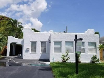 505 Hunter Street, West Palm Beach, FL 33405 - MLS#: RX-10354522