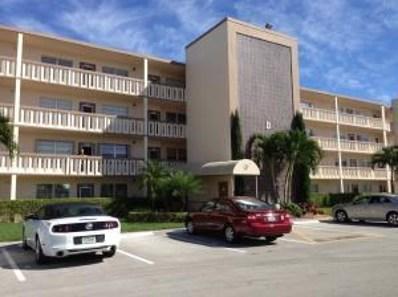 2072 Wolverton D UNIT 2072, Boca Raton, FL 33434 - MLS#: RX-10354605