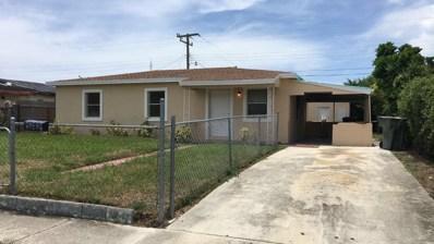 423 W 15th Street, Riviera Beach, FL 33404 - MLS#: RX-10354964