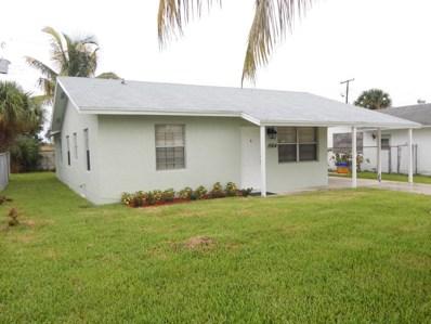1564 W 21st Street, Riviera Beach, West Palm Beach, FL 33404 - MLS#: RX-10355005