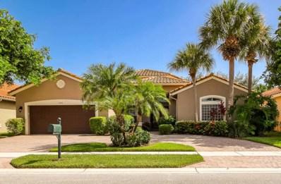 6646 Maggiore Drive, Boynton Beach, FL 33472 - MLS#: RX-10355295