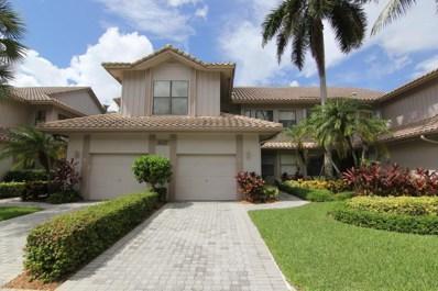 16837 Isle Of Palms Drive UNIT A, Delray Beach, FL 33484 - MLS#: RX-10355296