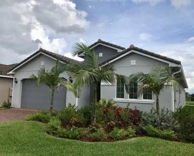 12509 SW Silverwood Avenue, Port Saint Lucie, FL 34987 - MLS#: RX-10355338