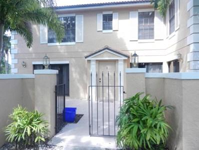 361 Prestwick Circle UNIT 3, Palm Beach Gardens, FL 33418 - MLS#: RX-10355361