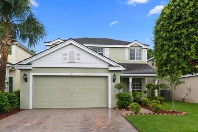 156 Canterbury Place, Royal Palm Beach, FL 33414 - MLS#: RX-10355684