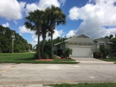 315 SW Perdido Key Street, Port Saint Lucie, FL 34986 - MLS#: RX-10355738