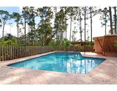 18754 SE Jupiter River Drive, Jupiter, FL 33458 - MLS#: RX-10355811