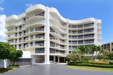 3360 S Ocean Boulevard UNIT 1-H  Il, Palm Beach, FL 33480 - MLS#: RX-10355938