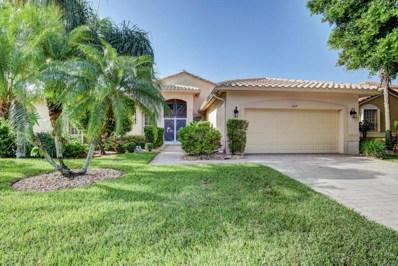 6649 Arno Way, Boynton Beach, FL 33472 - MLS#: RX-10356088