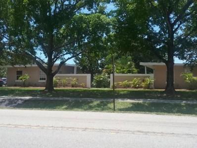 1600 Center Street UNIT A1, Jupiter, FL 33458 - MLS#: RX-10356221