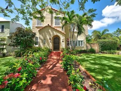 501 26th Street, West Palm Beach, FL 33407 - MLS#: RX-10356411