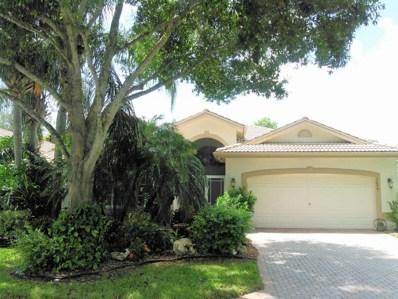 7684 San Carlos Street, Boynton Beach, FL 33437 - MLS#: RX-10356461