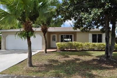 10865 Gable Street, Boca Raton, FL 33428 - MLS#: RX-10356547
