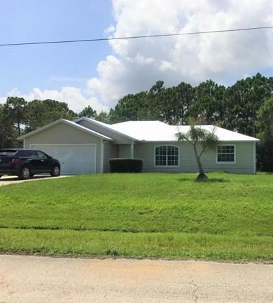 1332 SW Broadview Street, Port Saint Lucie, FL 34953 - MLS#: RX-10356776