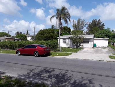 1241 S E Street, Lake Worth, FL 33460 - MLS#: RX-10356835