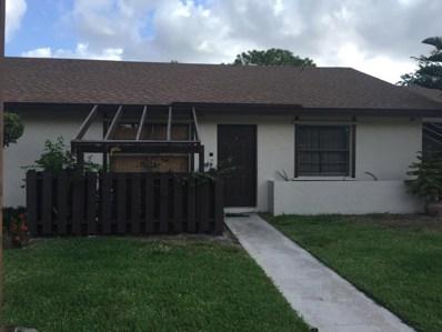 39 Via De Casas Norte, Boynton Beach, FL 33426 - MLS#: RX-10356908